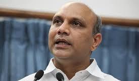 ex minister pallam raju