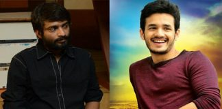 akhil second movie director hanu