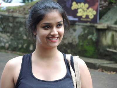 keerthi suresh no skin show any movie