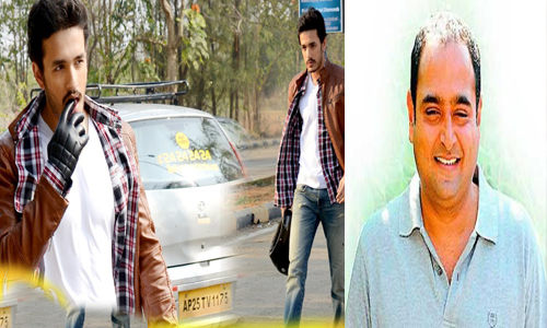 akhil act 'manam'movie director