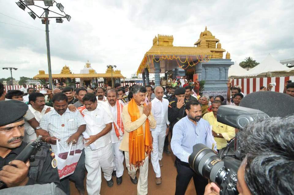 amaravthi temple cm (1)