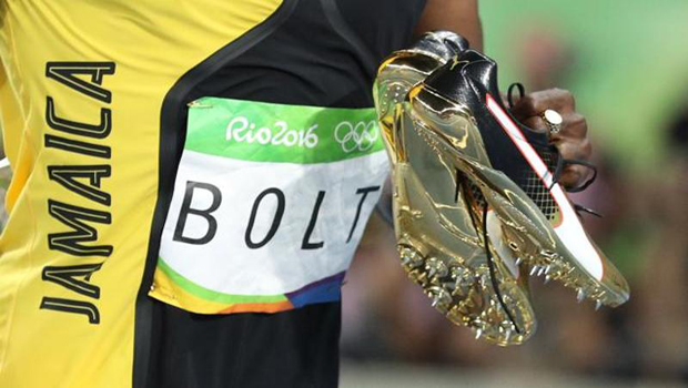 usain bolt shoes 1 crore 21 lakhs