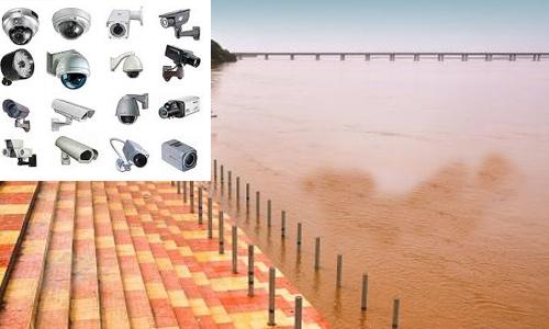 cc cameras  observation krishna pushkaraalu