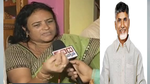 pawan kalyan fan vinod mother asking chandrababu what