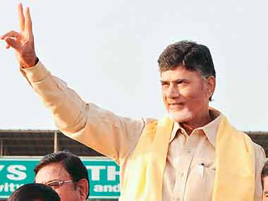 cm babu giving booms adopting villages