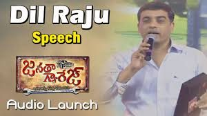 dill raju janatha garage all technicians speech