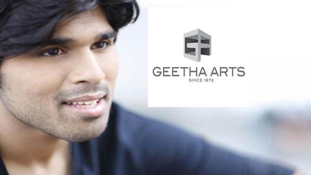 allu sirish clarified about geetha arts banner