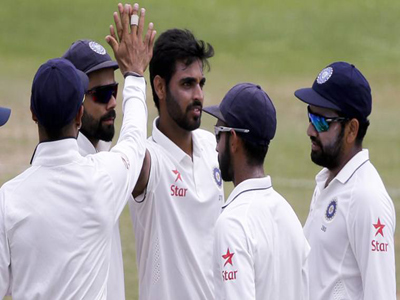 india west indies 3rd test team india leading
