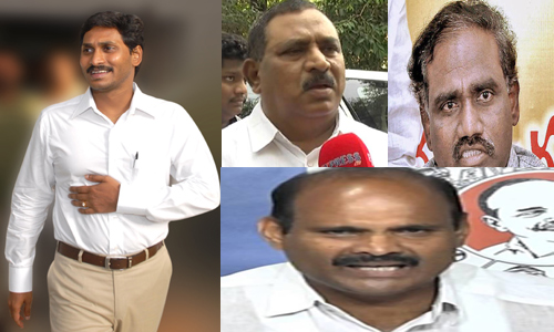 jagan pushkara invitaion words war