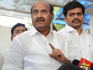 jc diwakar reddy said sweet hot words about special status