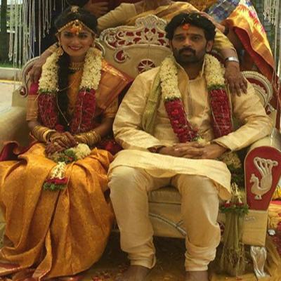 jd chakravarthy got marriage anukruthi
