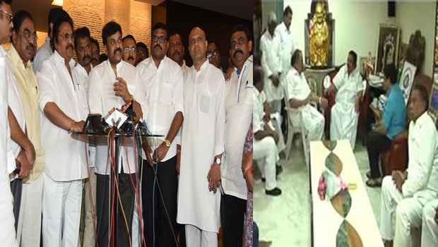 special status vs kaapu meeting