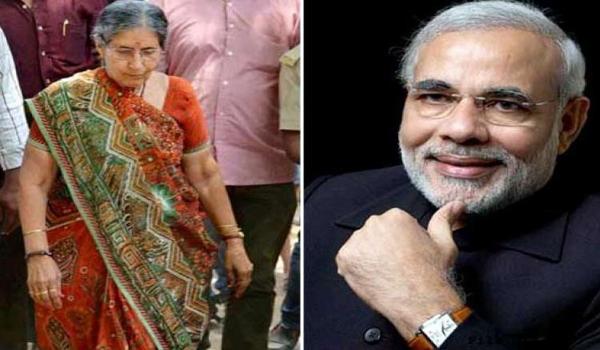 modi wife jashodaben modi become prime minister