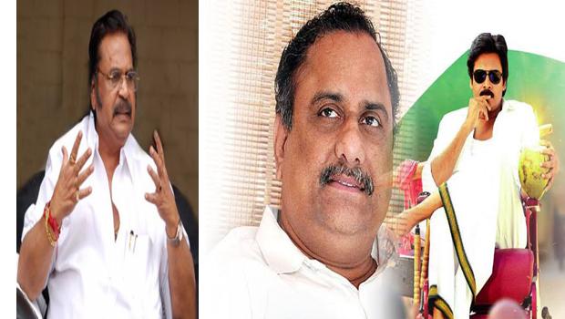 dasari narayana direction mudragada hero kapu meeting pawan kalyan where