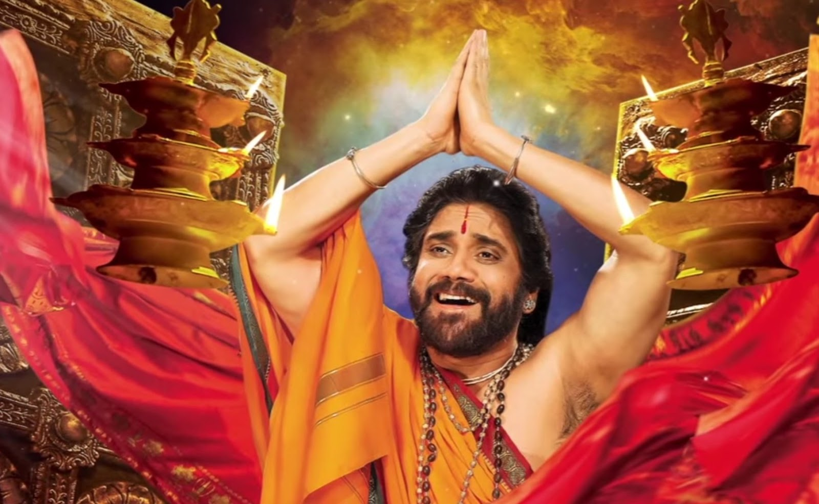 om namo venkatesaya prerelease business
