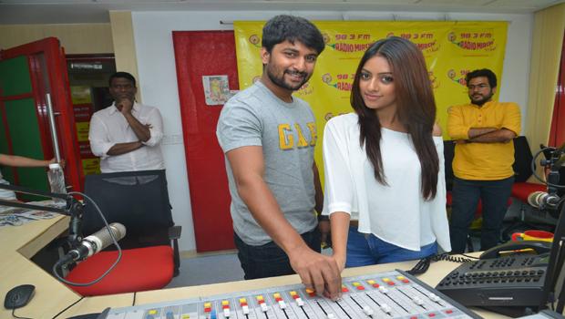 nani as majnu movie first song radio mirchi