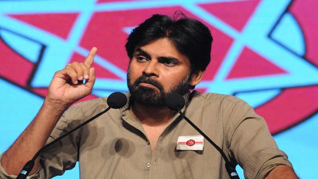 pawan kalyan said 3 ways  war central govt special status purpose
