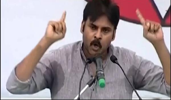 bjp politician nomore comments about pawan kalyan speech