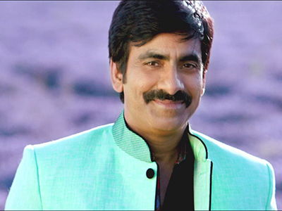 raviteja act 2 movies at a time