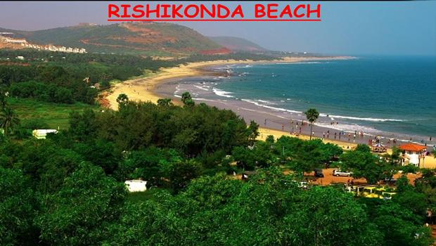 rishikonda beach vishaka
