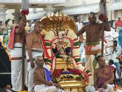 venkateswara swamy navarathri celebrations tirupathi