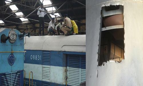 342 crores missed train