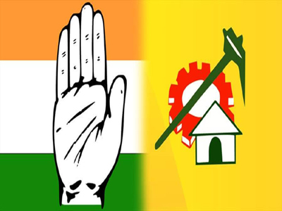 telangana congress tdp same word