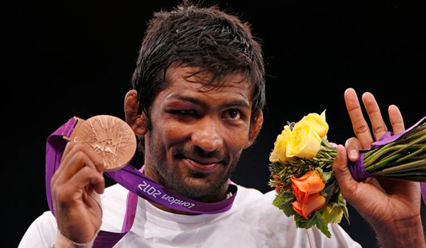 yogeshwar dutt said don't want silver medal