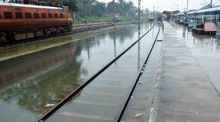 railway flood loss
