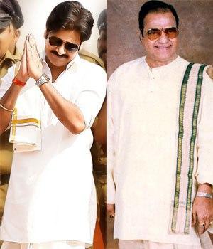 pavan kalyan follows senior ntr
