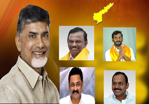 chandrababu new cabinet priority reddy categories