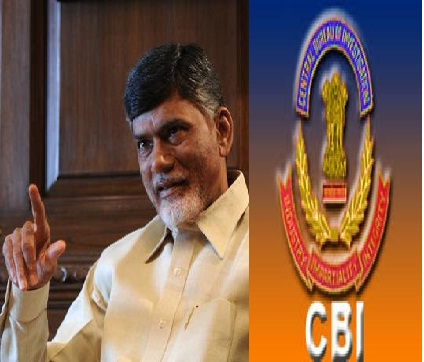 chandra babu sarkar giving permission cbi enquiry