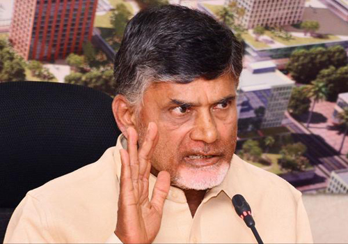 chandrababu said if central govt give special status then i go delhi