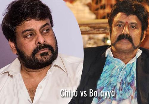 chiru vs balayya