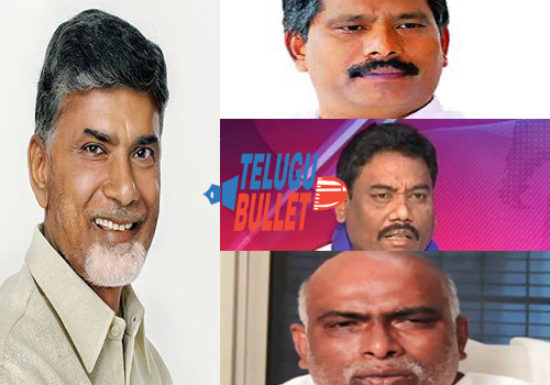 chandrababu appointed chairman posts sc categories politicians