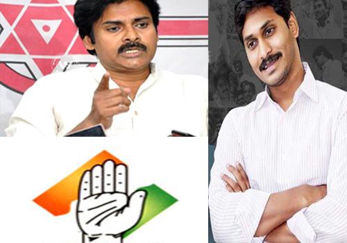 jagan thinking pawan kalyan no congress ok