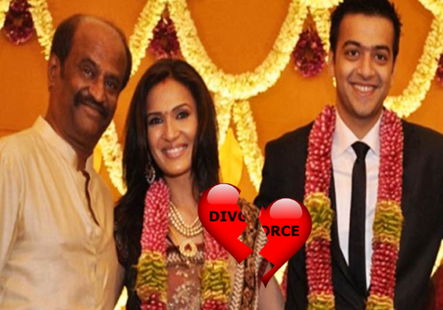 soundarya rajinikanth aswin think take divorce