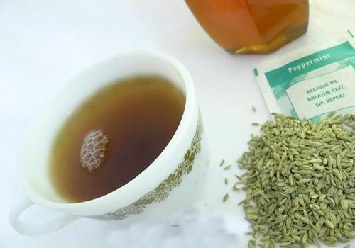 fennel tea uses