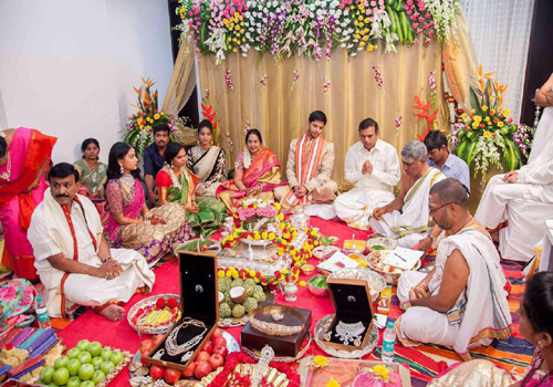 gali janardhan reddy daughter marriage