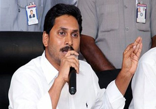 jagan going wrong way