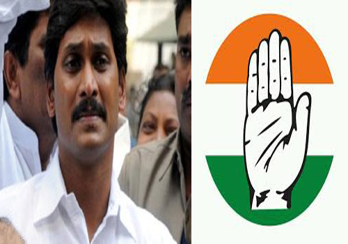 jagan got problems because congress