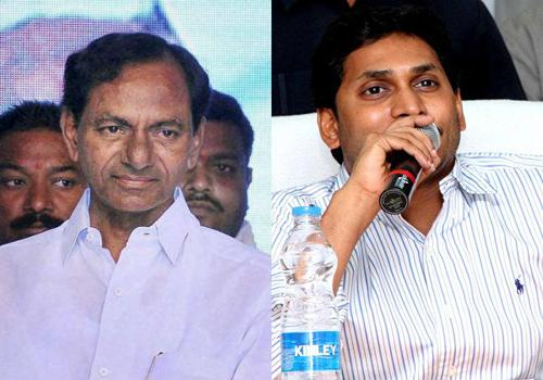 jagan appreciated kcr eluru meeting tdp politicians ready giving counter attack