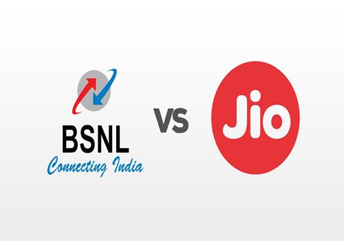 jio bsnl telecom companies war