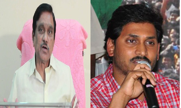 deputy cm krishna murthy counter attack jagan