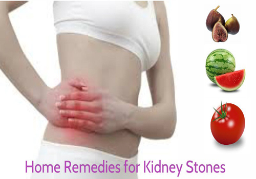 how cure kidney stones