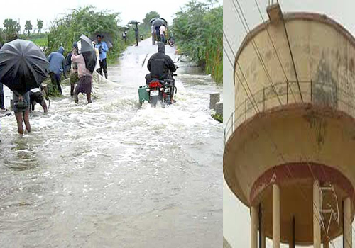nalgonda district heavy floods