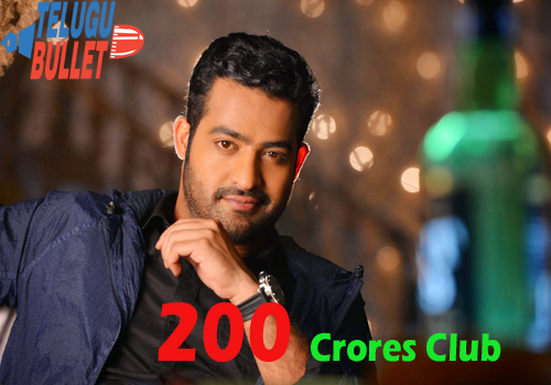 ntr reached 200 crores club one year