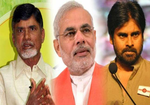chandrababu scared or demanded to bjp politician