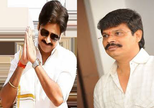 pawan kalyan act  boyapati srinu direction politics purpose