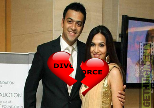rajini daughter soundarya said about divorce twitter